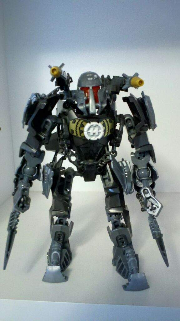 Hero Factorybionicle Mocs Lego Amino