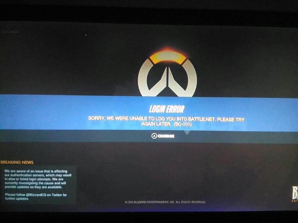 Overwatch Servers