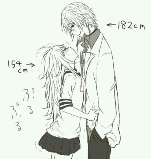 Cute Couple Anime Amino