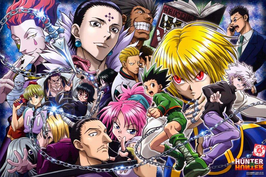 Review Hunter X