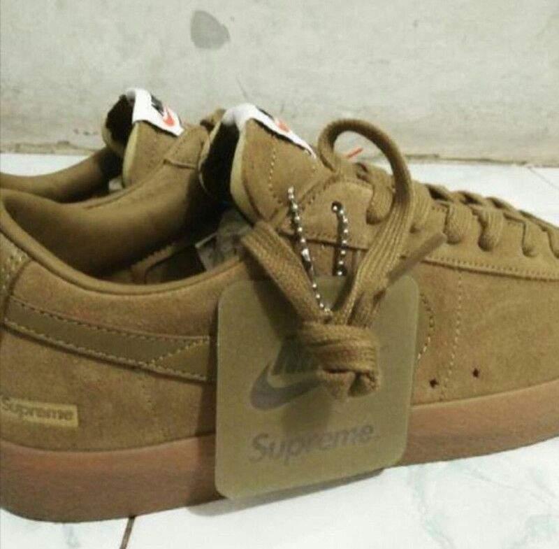 best authentic 5cada 05a6b Supreme x Nike SB Blazer Low GT   Sneakerheads Amino