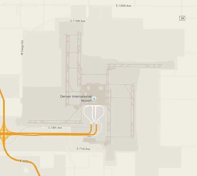Conspiracy Theory: Denver International Airport
