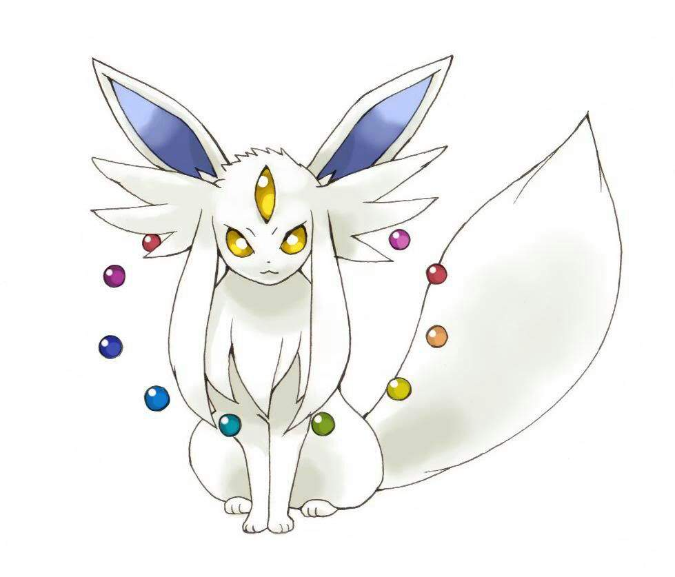 Should there be a normal type eevee evolution?
