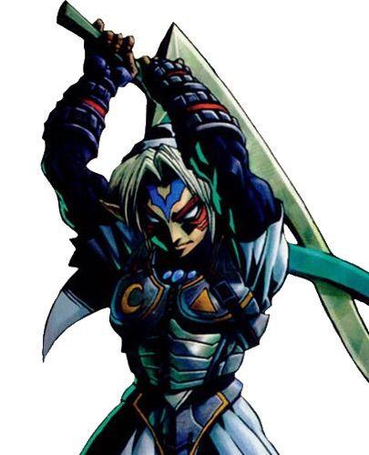 What's Up With the Fierce Deity's Symbols? | Zelda Amino