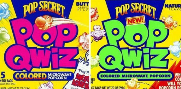 Popcorn In Color The