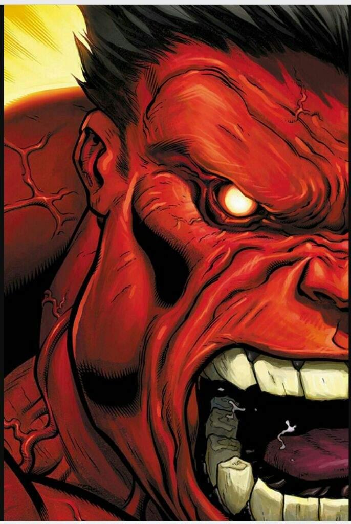 Red hulk comics amino - Pictures of red hulk ...