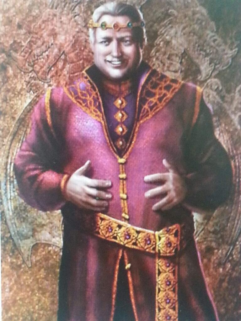 VISERYS I TARGARYEN | Thrones Amino