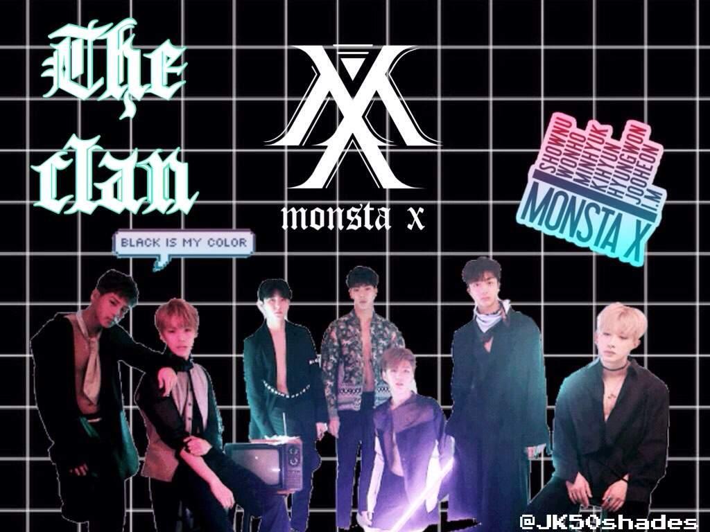 Monsta X Wallpaper Edit K Edits Amino