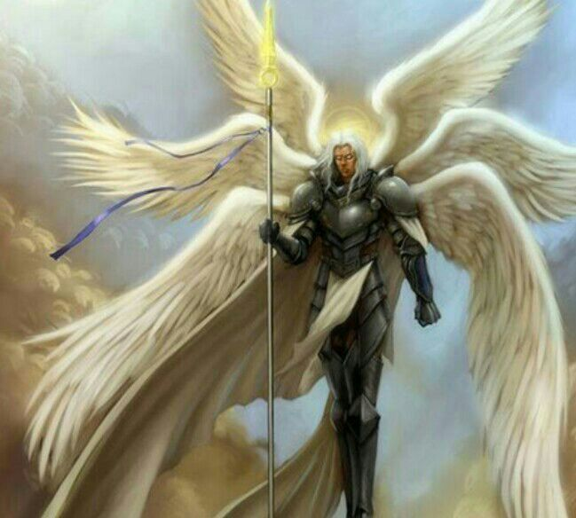 Lucifer Azrael: Ángel Azrael