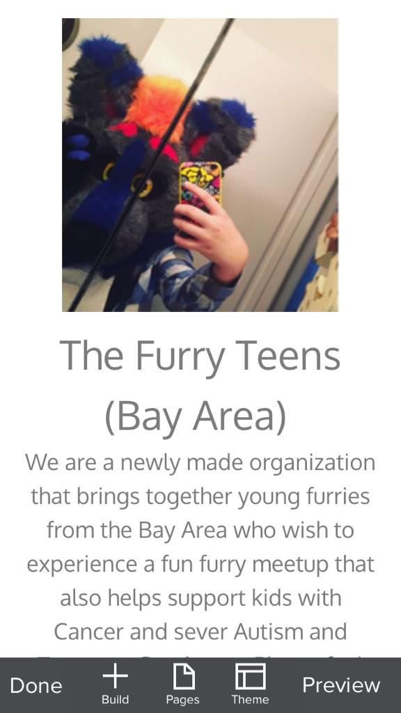 Furry teens pics