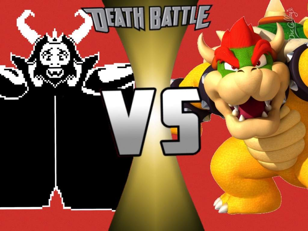 Who would win in a fight, bowser or asgore? | Undertale Amino