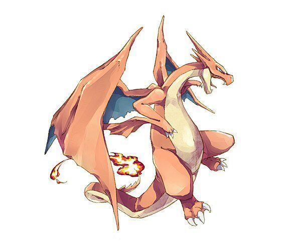 Méga Dracaufeu Y Pokémon Amino