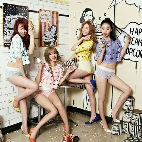 I Really Like The Versatility Of Members In Bestie Think They Have Brilliant Vocals But Also Impressive Raps This Song Is Very Fun To Dance