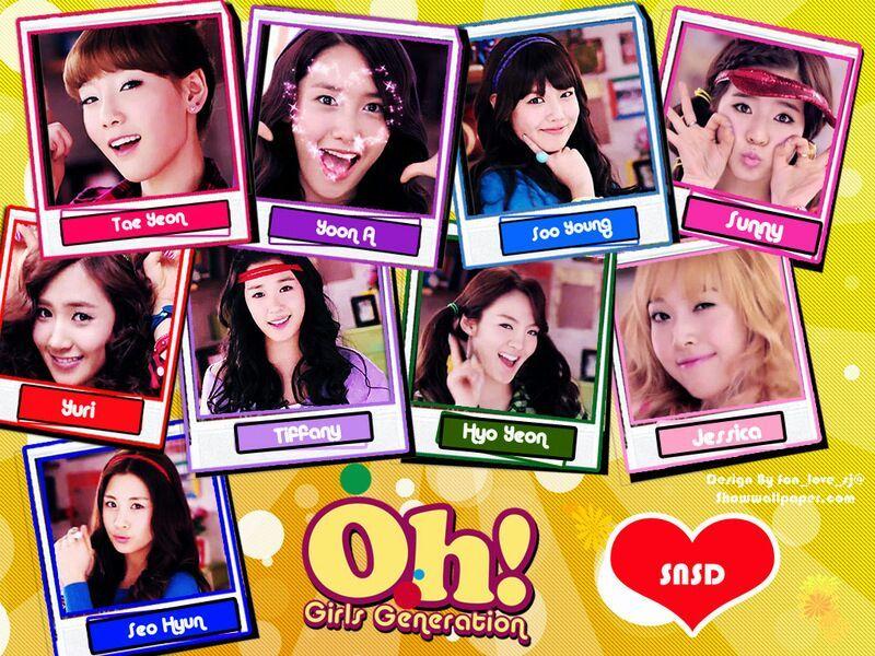 Members Name: How To Learn Kpop Members Names Fast~ 😍💃