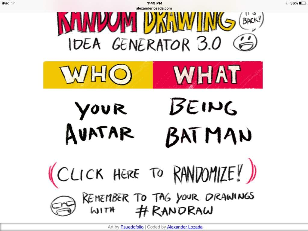 random drawing idea generator! time | undertale amino