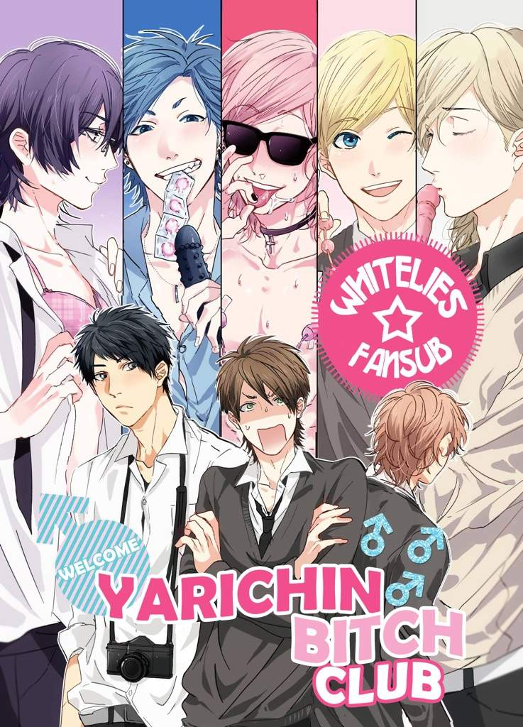Hot gay anime