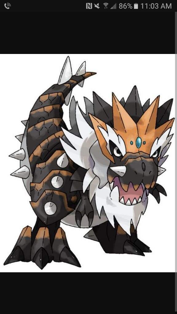 Tyrantrum Mega Pokemon Amino