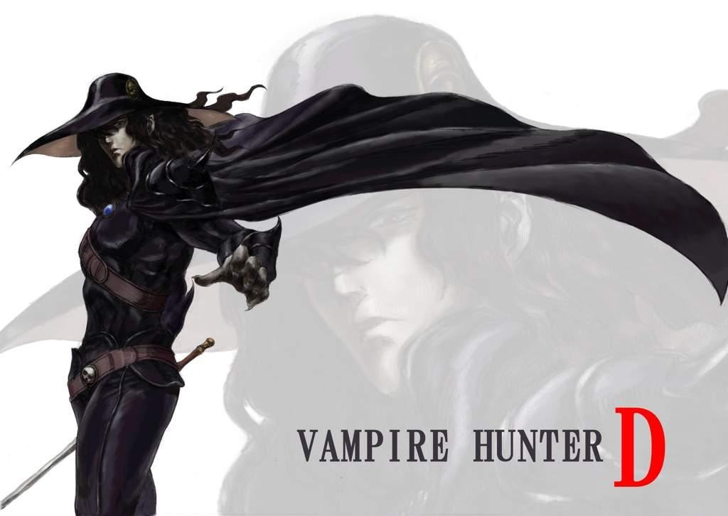 Vampire Hunter D: Bloodlust | •Anime• Amino