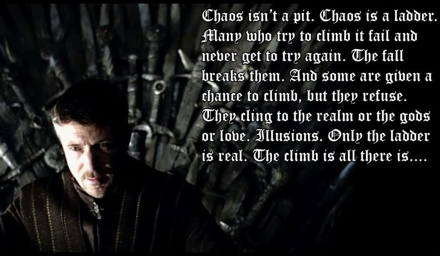 Littlefinger Quotes