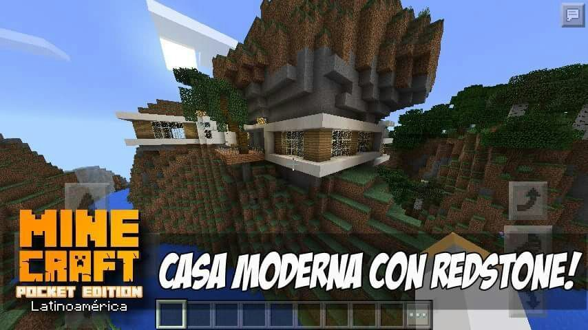 casas modernas para minecraft download