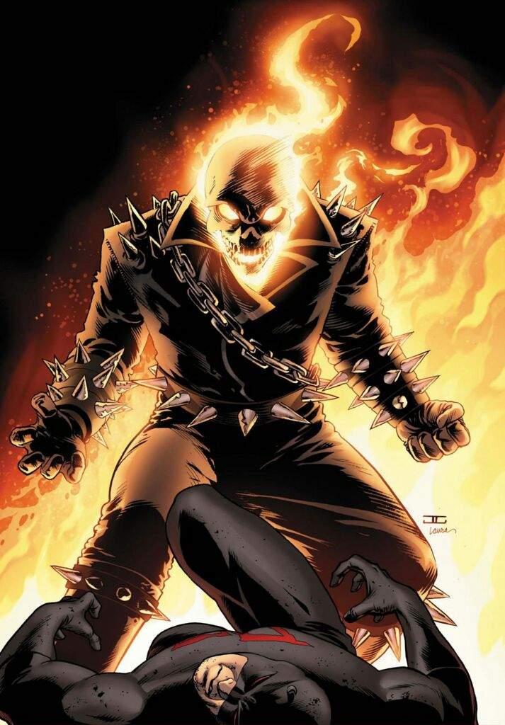El Vengador Fantasma Cómics Amino