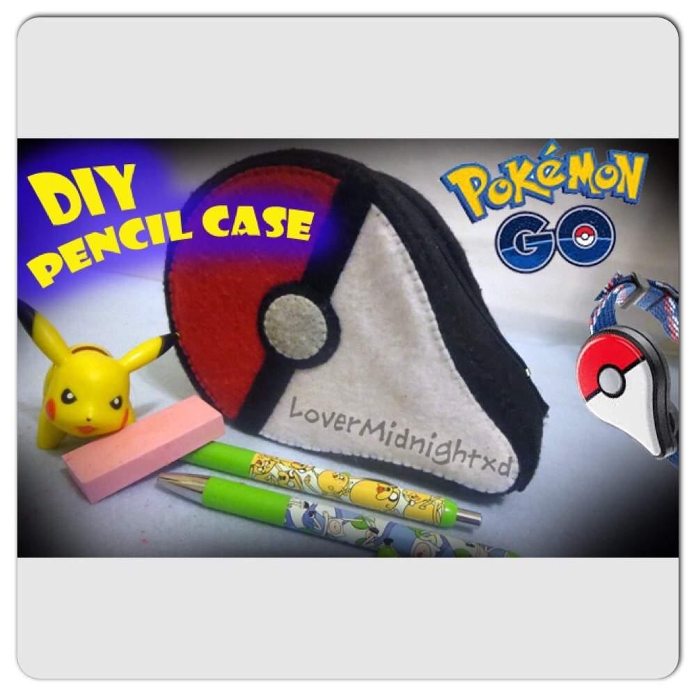 Pokemon Pikachu Pencil Case #pokemon