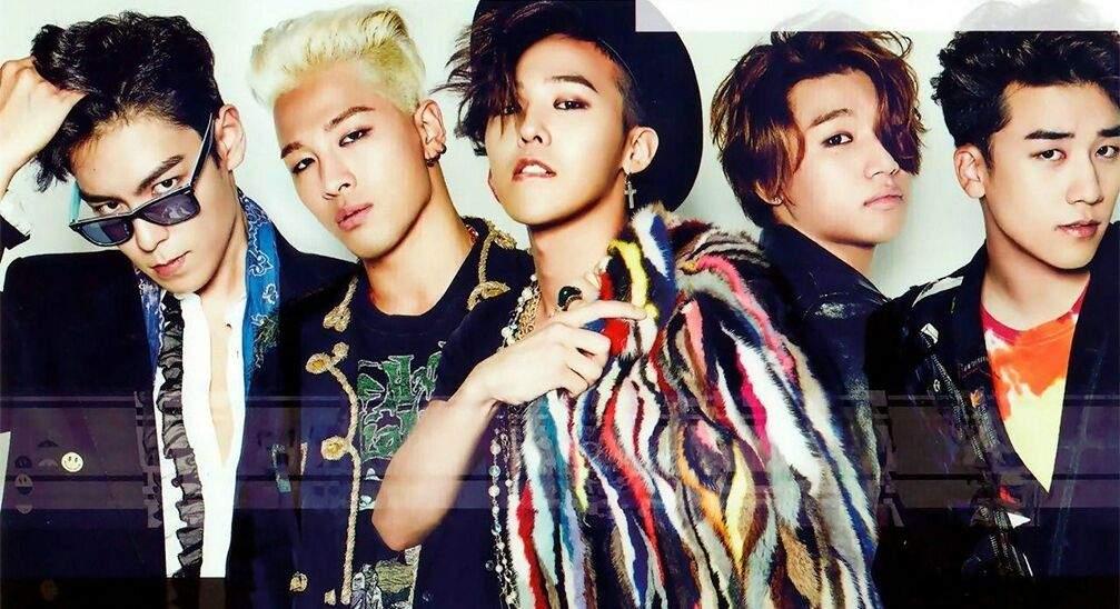 My Top 3 Song Bigbang K Pop Amino