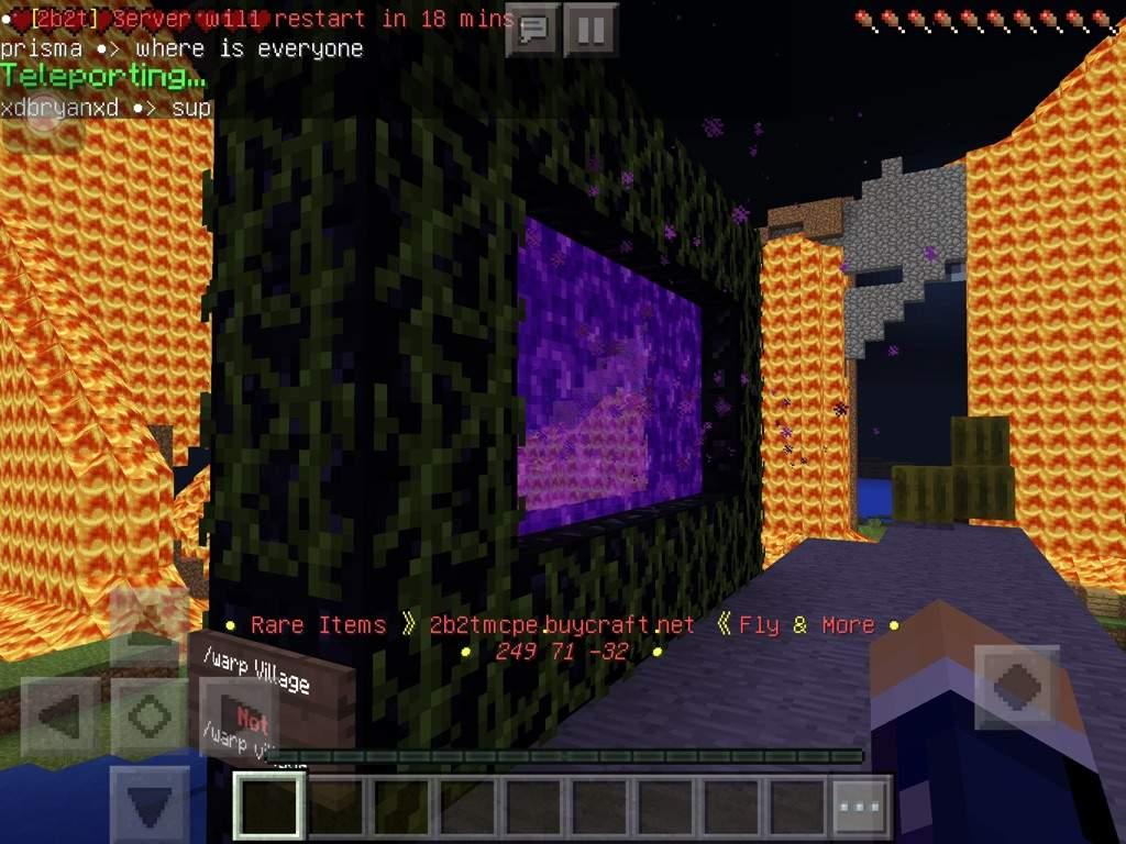 2B2T Mcpe My base! | Minecraft Amino