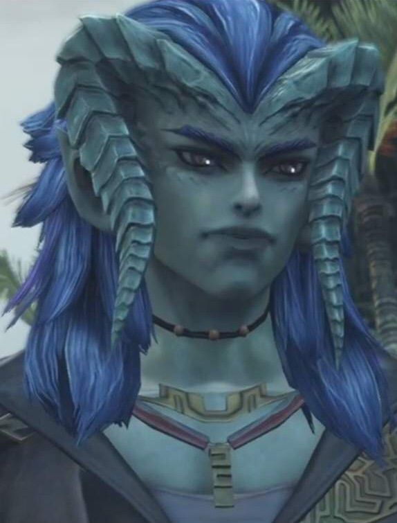 XENOBLADE X SPOILERS* Theory: Are L and Elma the same race ...