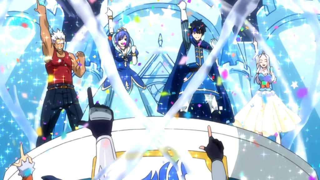 Fantasia parade fairy tail amino - Fantasia fairy tail ...