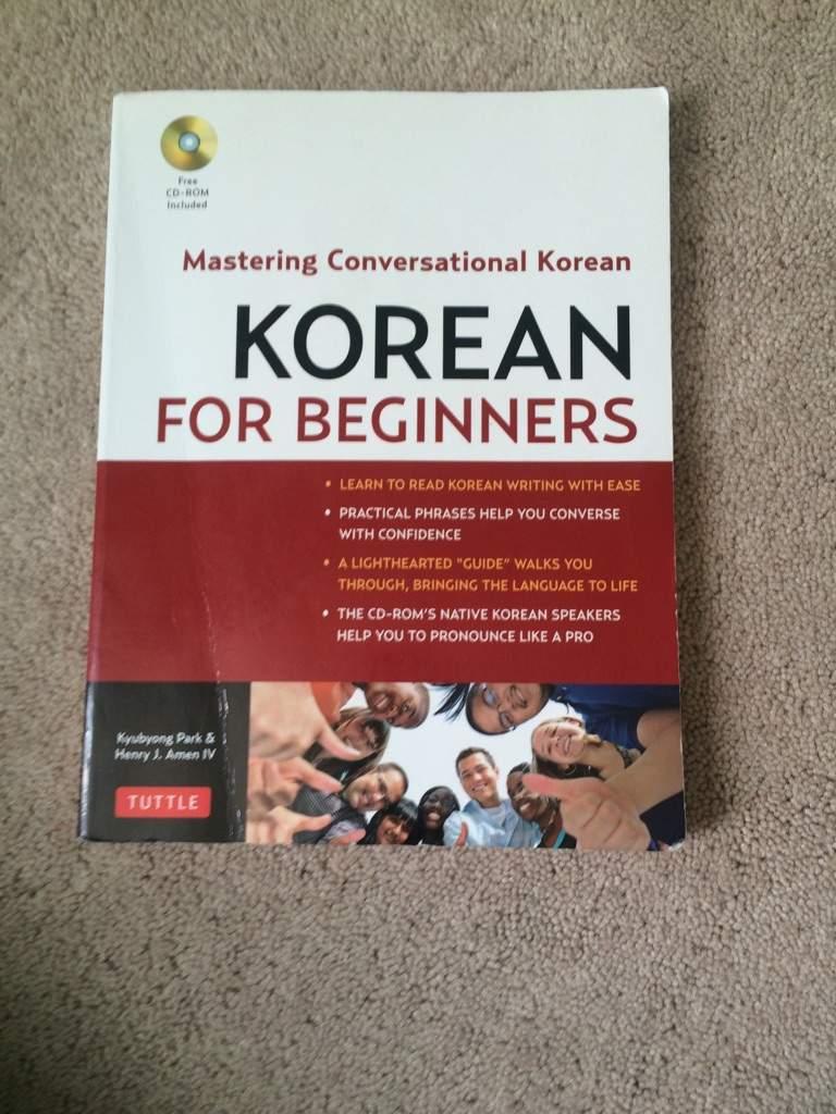 My Korean Books! | Korean Language Amino