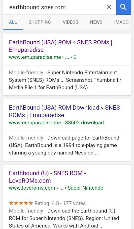 Snes Roms Android