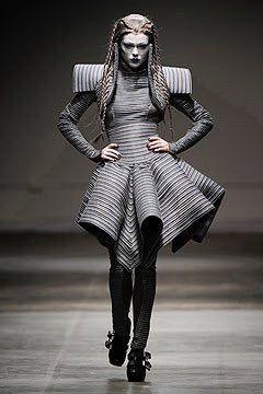 Avant Garde Fashion Look Amino
