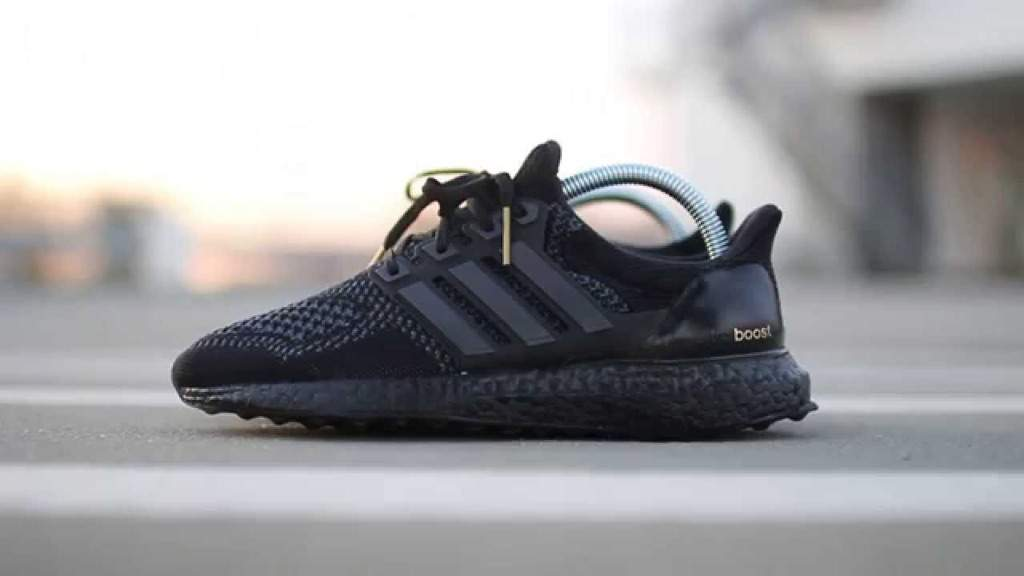 aca05856124de Being that Adidas had not released a triple black color-way for the UB 1.0  Sneakerheads took to their own hands to create a colorway they that they  didn t ...
