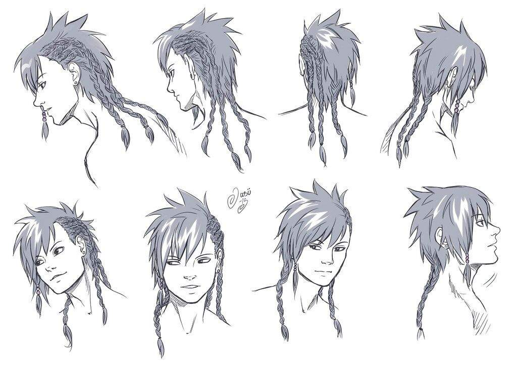 mark crilley how to draw male body