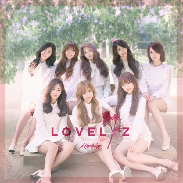 Album #2: Lovelyz A New Trilogy | K-Pop Amino