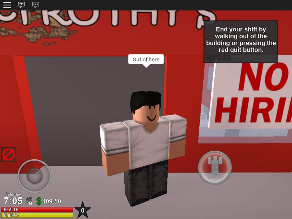 Roblox Urbis All Jobs Level 0 12 Getting A Job In Urbis Roblox Amino