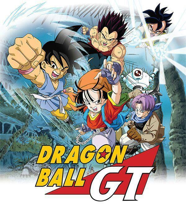 Resena Dragon Ball Gt Anime Amino