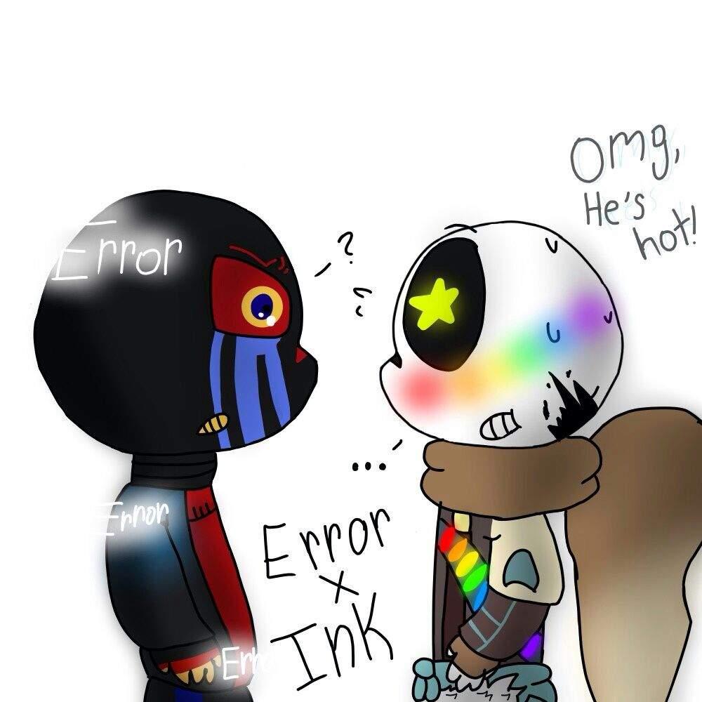 // Error X Ink //
