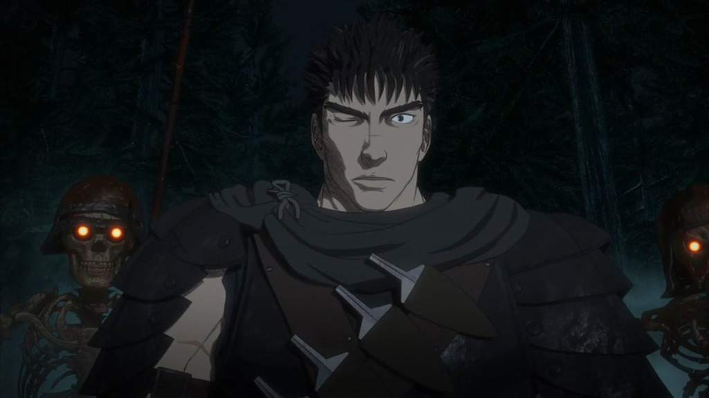 how do you feel about 3d animation for berserk anime amino