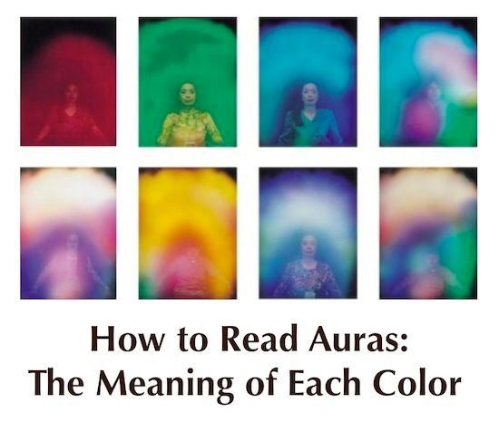 How to Read Auras: Aura Colors Meaning | Pagans & Witches Amino