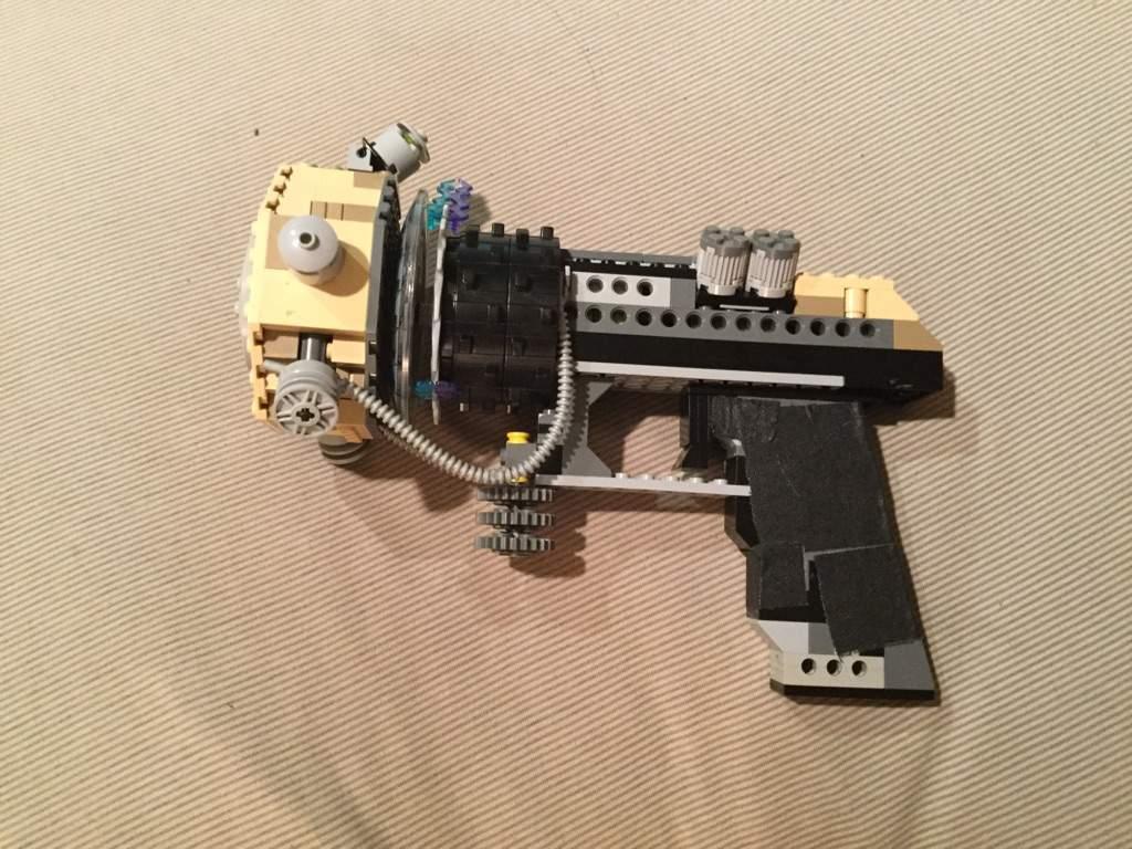 lego gkz 45 ray gun mk3 undertale amino