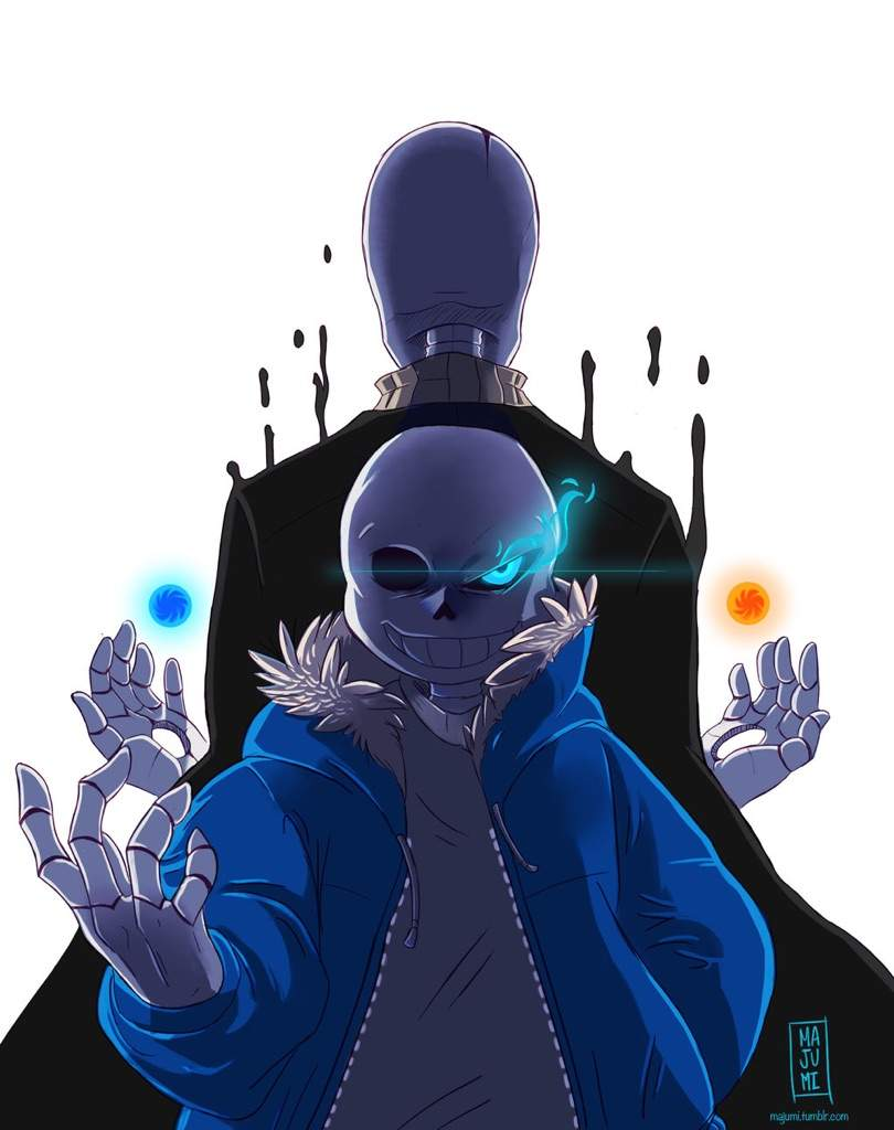 Gaster Is Sans And Papyrus Theory Undertale Amino