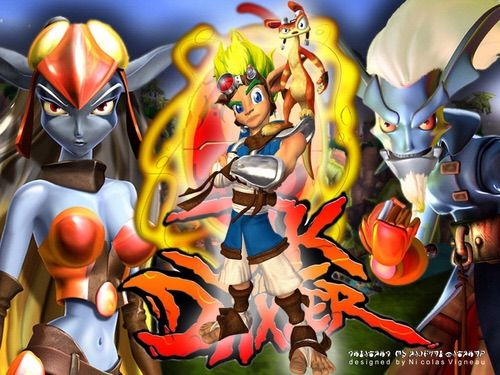 Jak And Daxter The Precursor Legacy Hd Wallpaper: Jak And Daxter Precursor Legacy