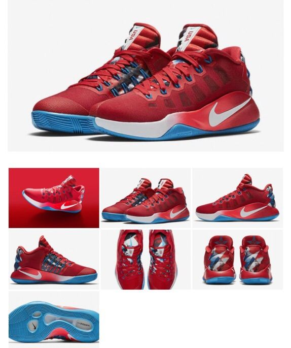 new concept b8d69 0753e Nike Hyperdunk 2016 Low LMTD USA