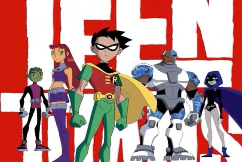 Teen Titans Vs Teen Titans Go  Cartoon Amino-9609