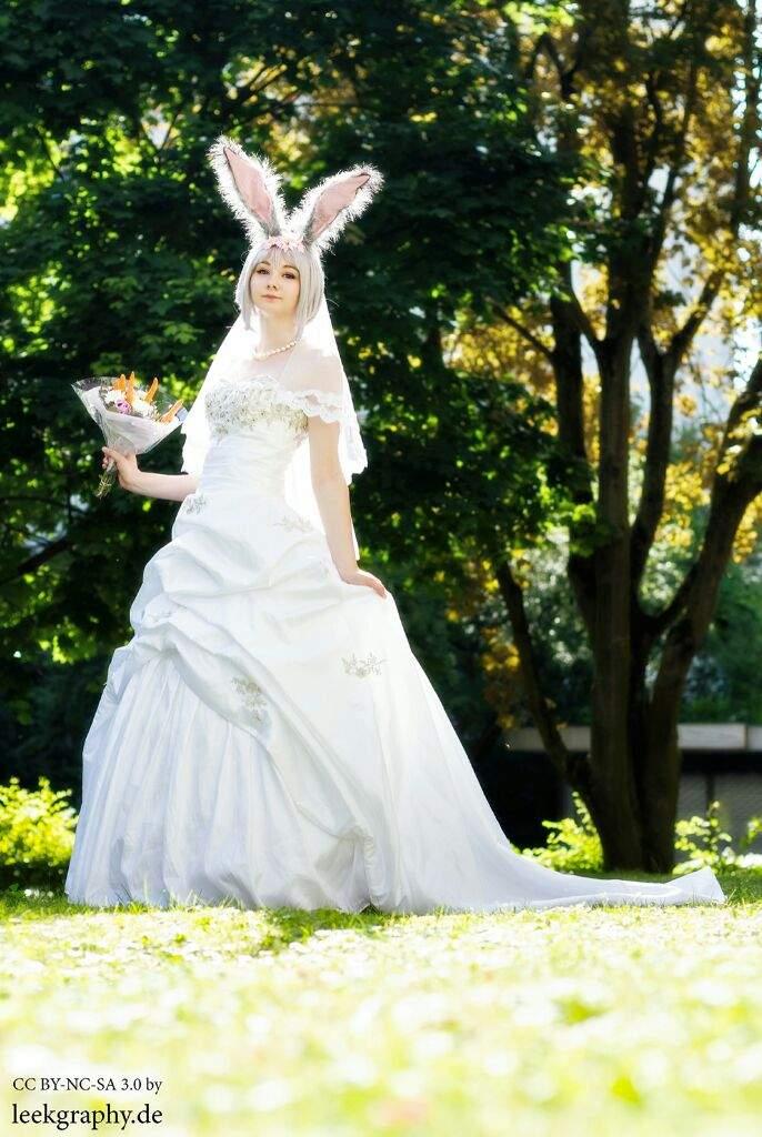 Judy Hopps Wedding Cosplay Cosplay Amino