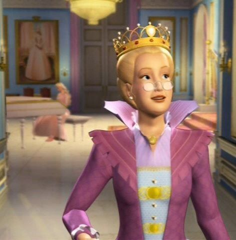 Image result for barbie in the princess and the pauper preminger