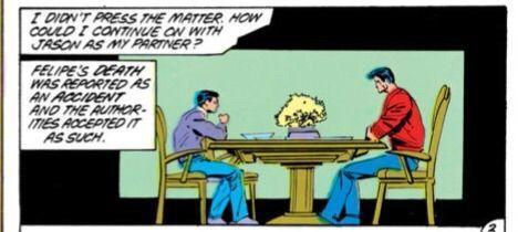 Jason Todd, Child Prostitute | THEORY | Comics Amino