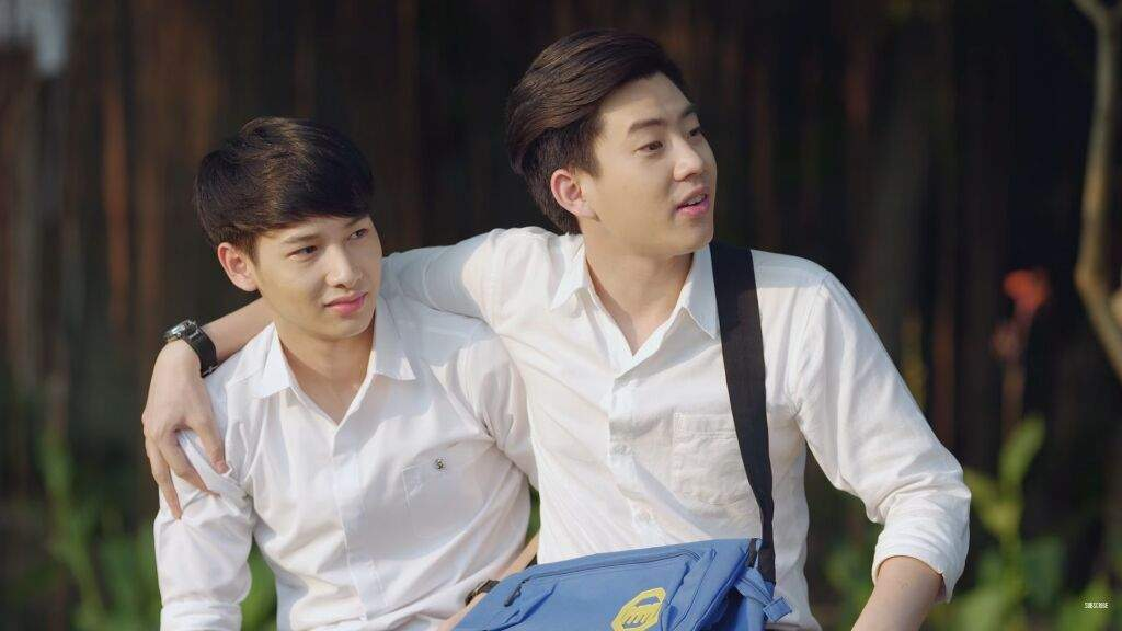 Thai Drama: Senior Secret Love 💕 Puppy Honey | K-Drama Amino
